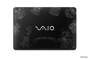 VAIO S15 Disney キャラクターデザインモデル