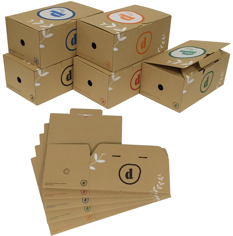 安い・シンプル・可愛いダンボール素材ゲームソフト収納ボックス4選