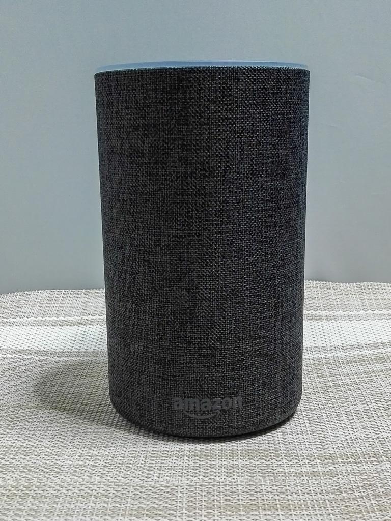 お茶目で面白く楽しいスマートスピーカー『Amazon Echo』レビュー