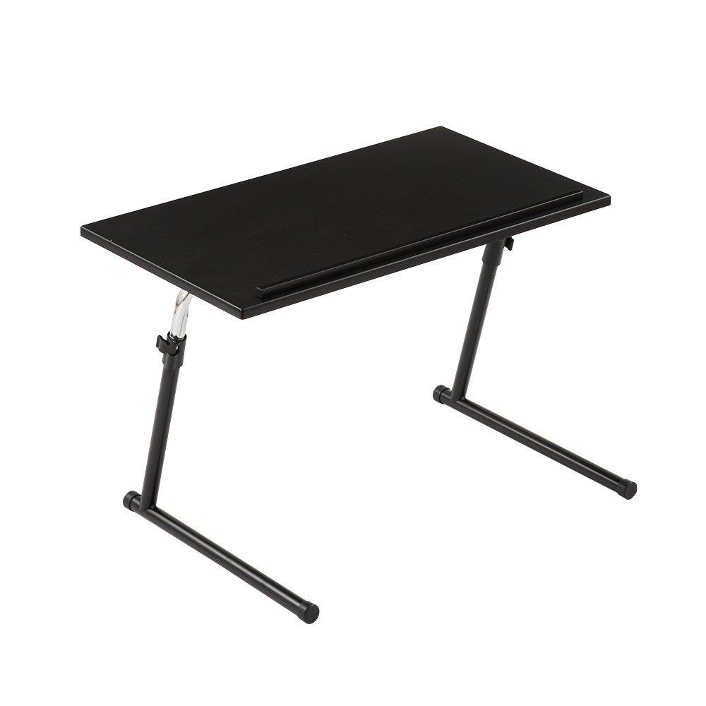 自分好みに高さ調節できる!24〜27型モニター向け昇降テーブル
