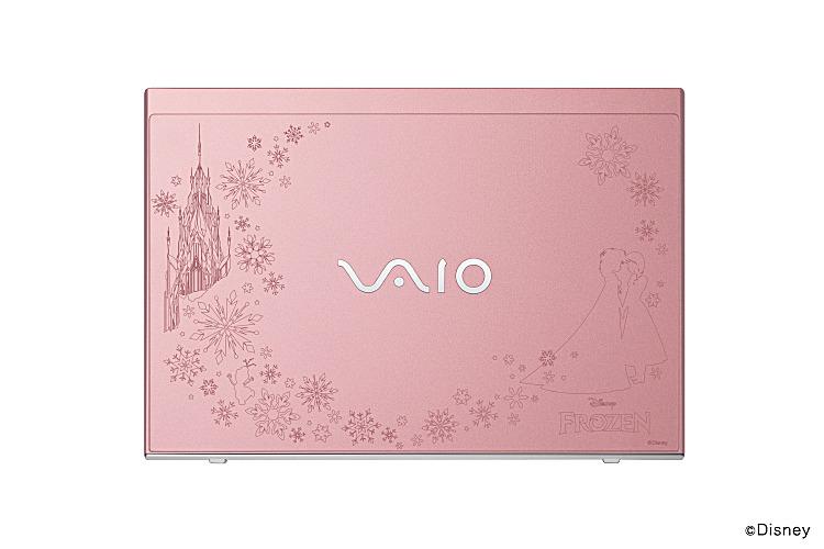 ビジネスも動画視聴も快適!日本製ノートパソコン『VAIO S11 Disney』