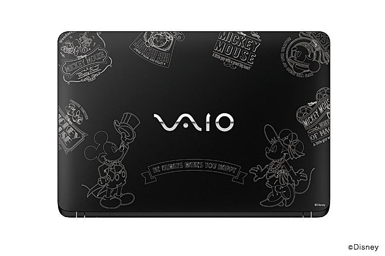 安くて可愛くても動画視聴快適なノートパソコン『VAIO S15 Disney』