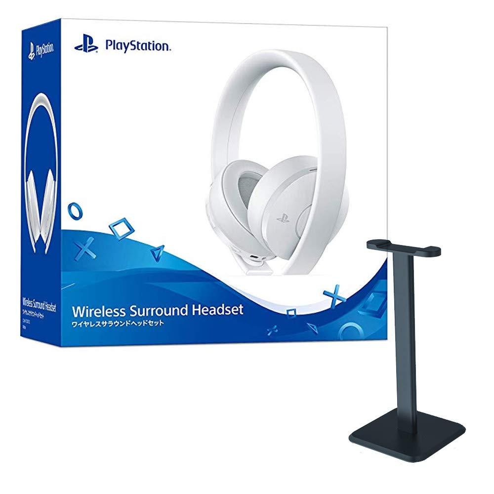 音で索敵SONY PS4純正ワイヤレスサラウンドヘッドセットCUHJ-15007