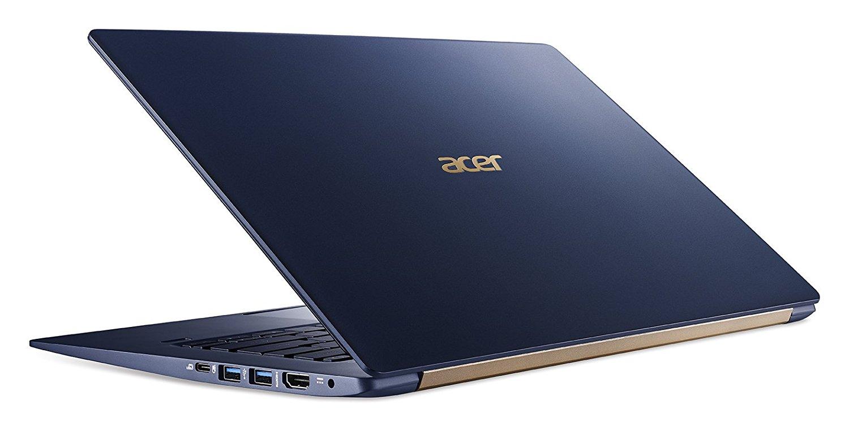 あなただけの映画館!臨場感溢れるサウンド ノートPC『Acer Swift 5』