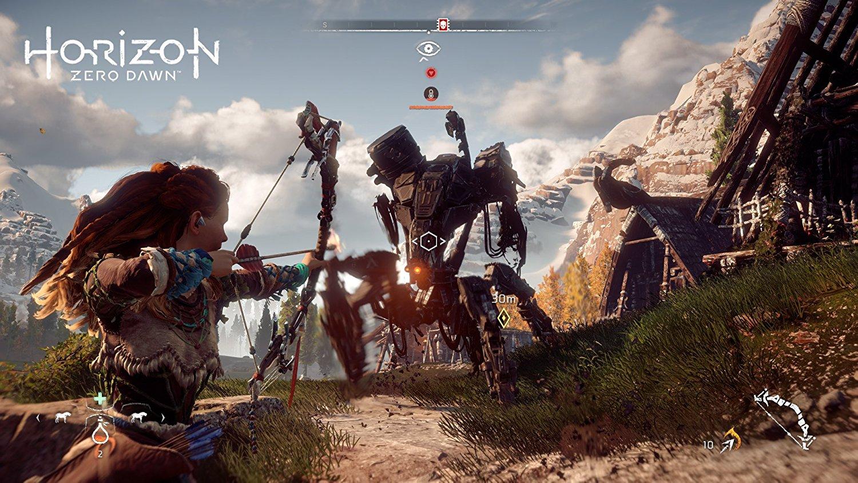 オープンワールド アクション&TPS/RPG『Horizon Zero Dawn』レビュー