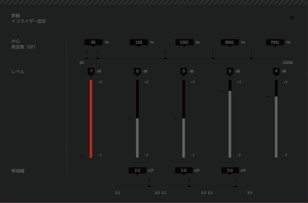 万能型イコライザ「Beastmode 2.0- Heavy」