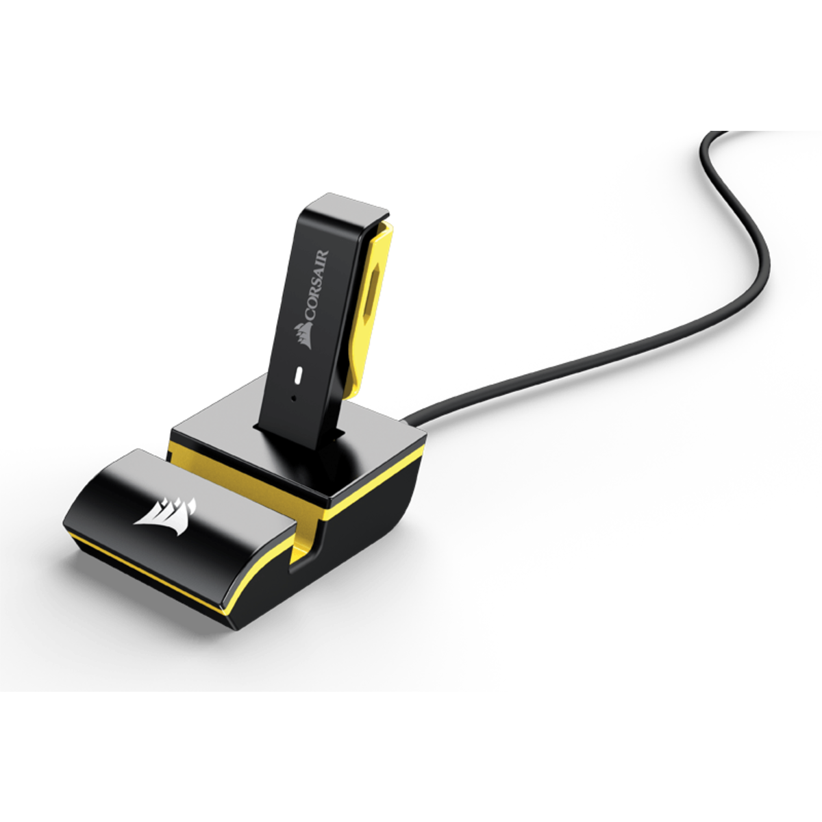 『VOID PRO RGB Wireless SE』の「USB Receiver Dock」