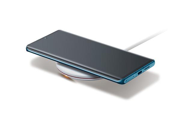 Qi規格のワイヤレス充電