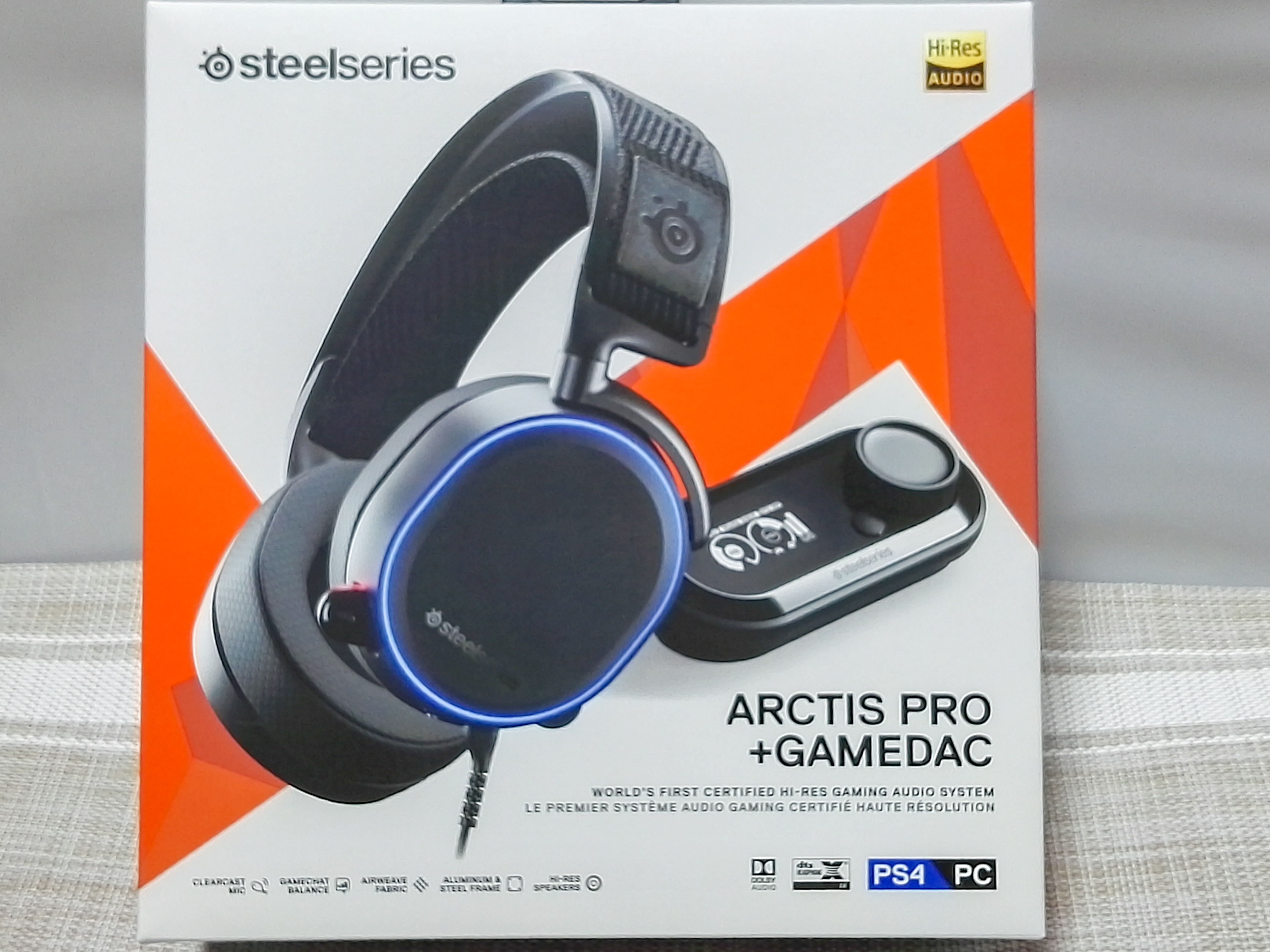 PS4でも7.1ch! SteelSeries『Arctis Pro + GameDAC』レビュー