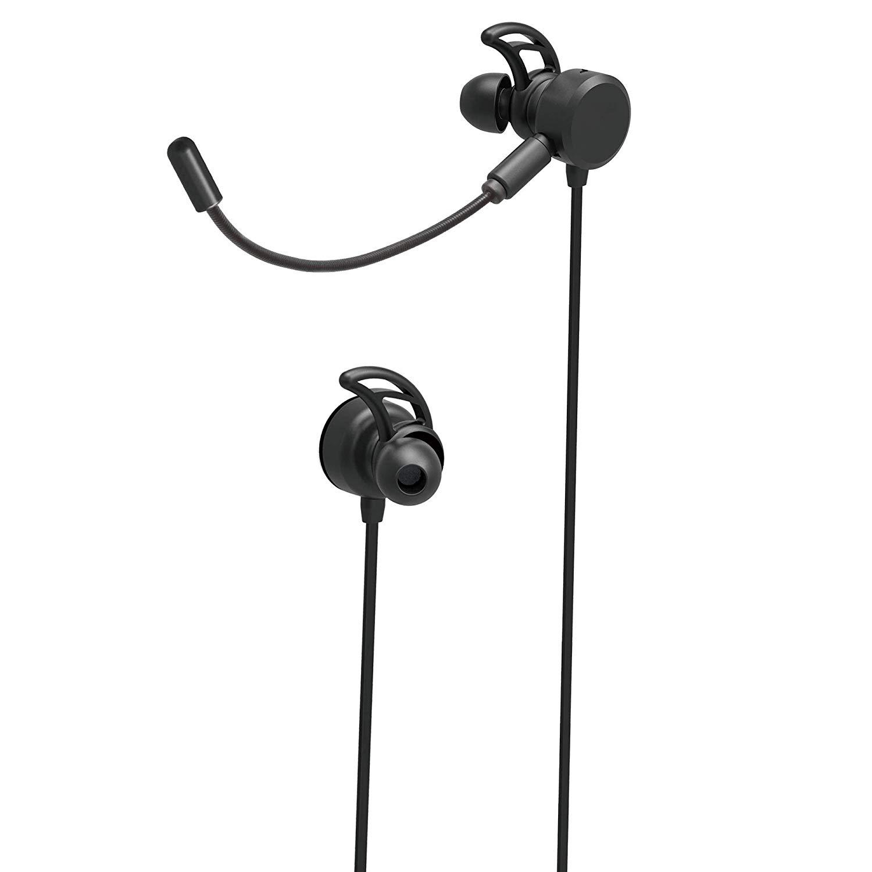 耳が痛まない!PS4&Switch用HORIイヤホン型ゲーミングヘッドセット