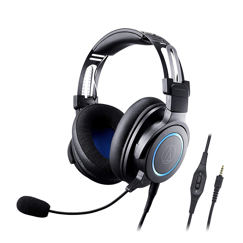 プロ向け!オーディオテクニカのゲーミングヘッドセット『ATH-G1』