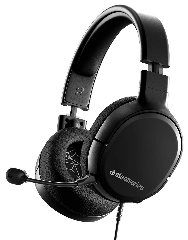 Arctis7と同じ音質で約8千円!ヘッドセット『SteelSeries Arctis1』