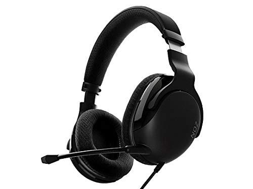快適すぎる装着性と音質の両立ゲーミングヘッドセット『ROCCAT Noz』