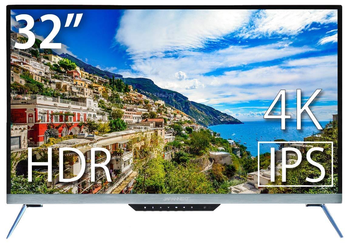 約5万円!手に届く4K/HDR32型モニター『JN-IPS322UHDR』