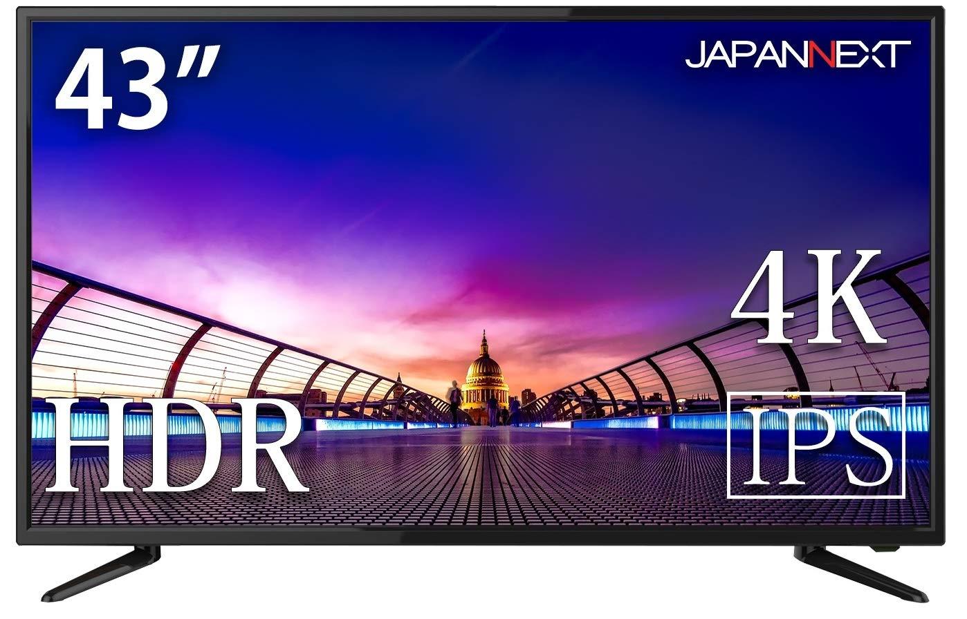 JAPANNEXT JN-IPS4300UHDR