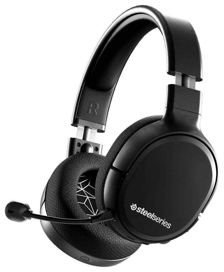 SteelSeriesワイヤレス ゲーミングヘッドセット『Arctis 1 Wireless』