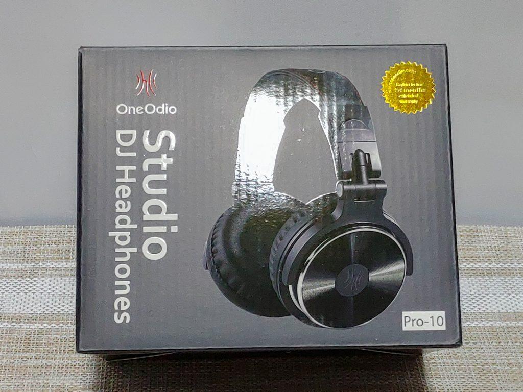 『OneOdio Pro-10』パッケージ表