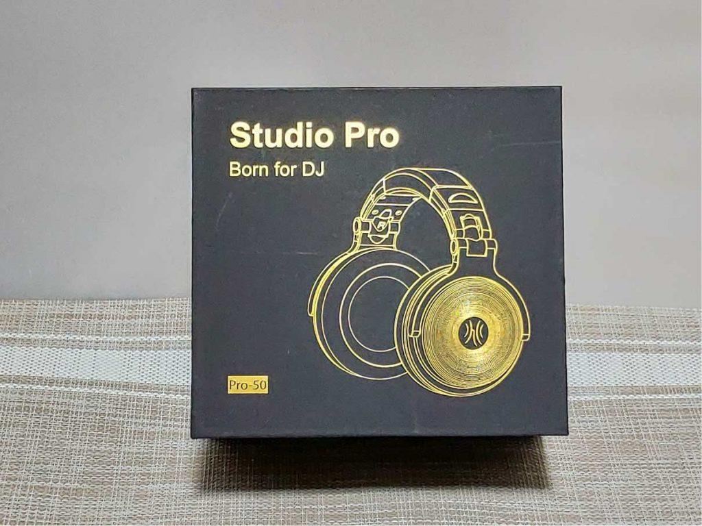 OneOdio Pro-50 パッケージ表