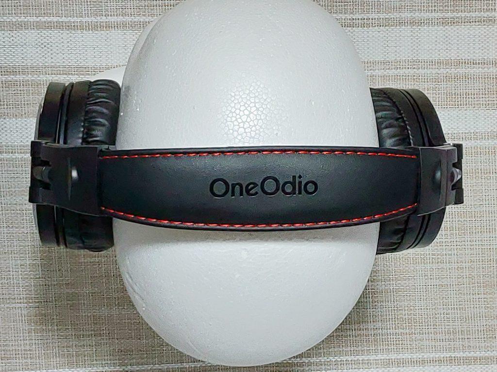 OneOdio Pro-10 のヘッドバンド