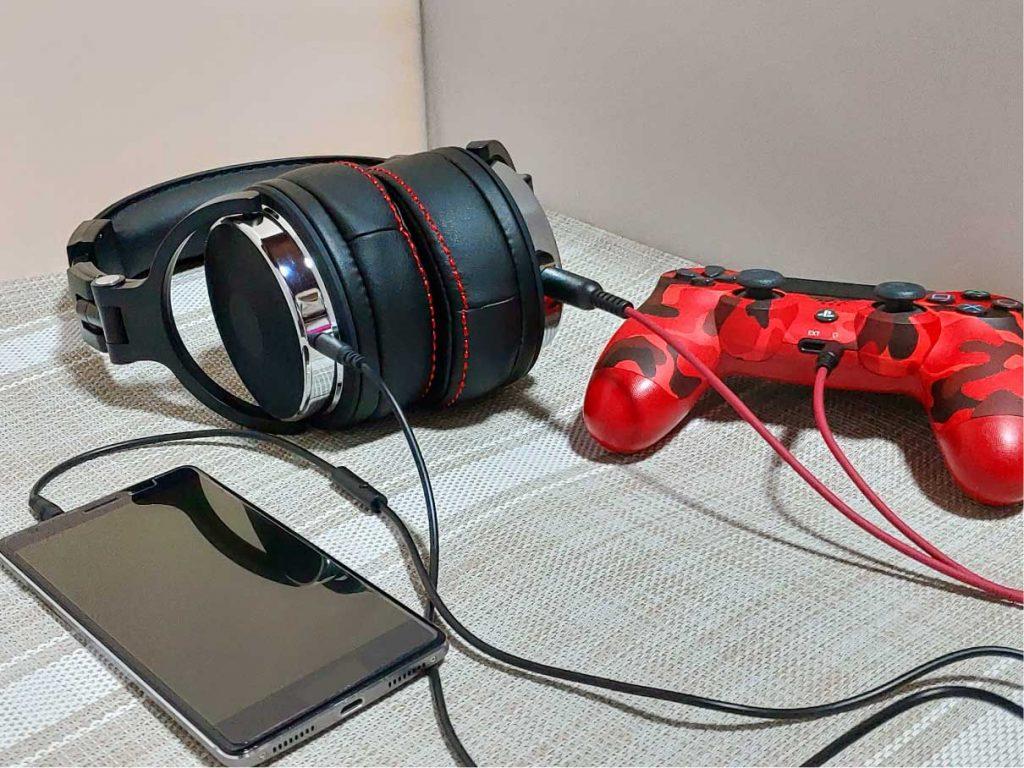 スマホ・PCなどの音声とPS4の音声をミックスできる