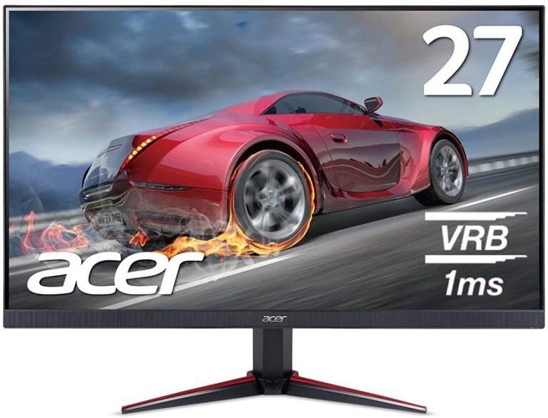 Acer ゲーミングモニター