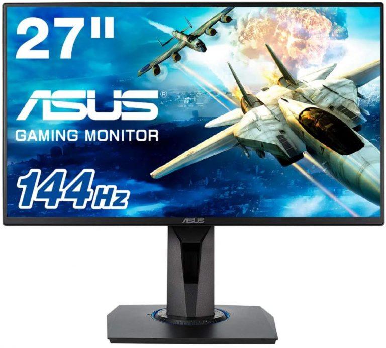 ASUS フルHD/120Hzゲーミングモニター