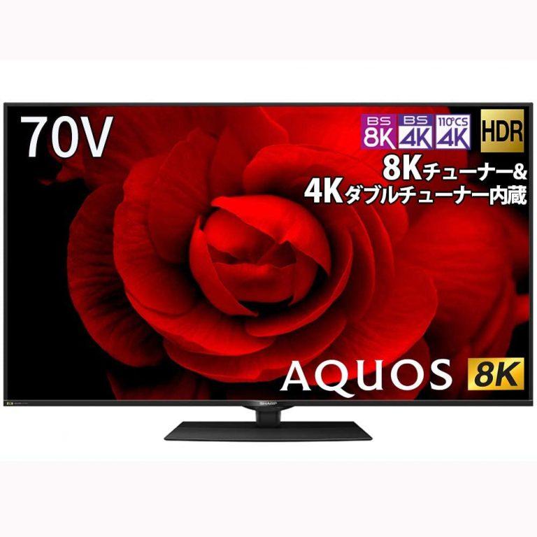 シャープ8K/60Hz&4K/120Hz液晶テレビ『AQUOS CX1』
