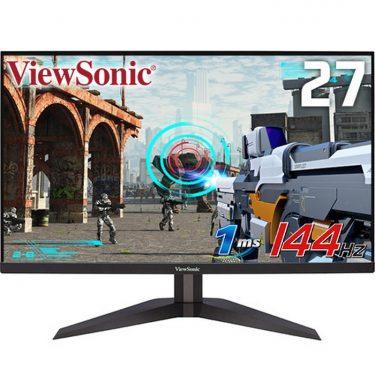 ViewSonic『VX2758-2KP-MHD-7』WQHD/144Hzゲーミングモニター[PS5向け]