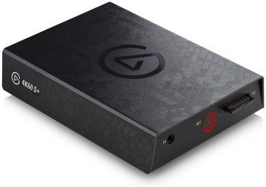 [PS4 Pro]Elgato「4K60 S+」4K/60fps/HDR キャプチャーボード