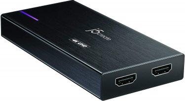 [PS4Pro]j5create「JVA04」4Kパススルー対応キャプチャーボード