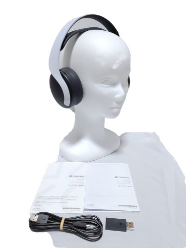 PULSE 3D™ ワイヤレスヘッドセット