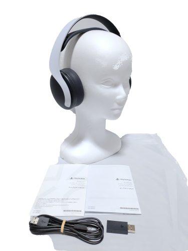 PS5『PULSE 3Dワイヤレスヘッドセット』レビュー・感想